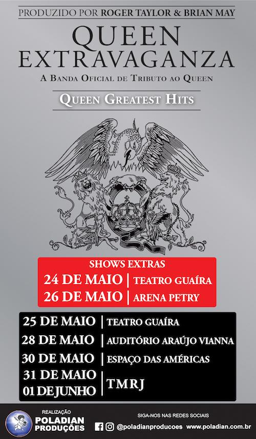 Queen Extravaganza Extra 2