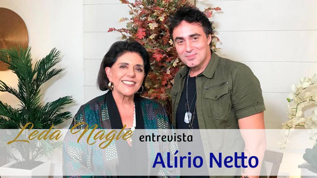 Alirio Netto e Leda Nagle