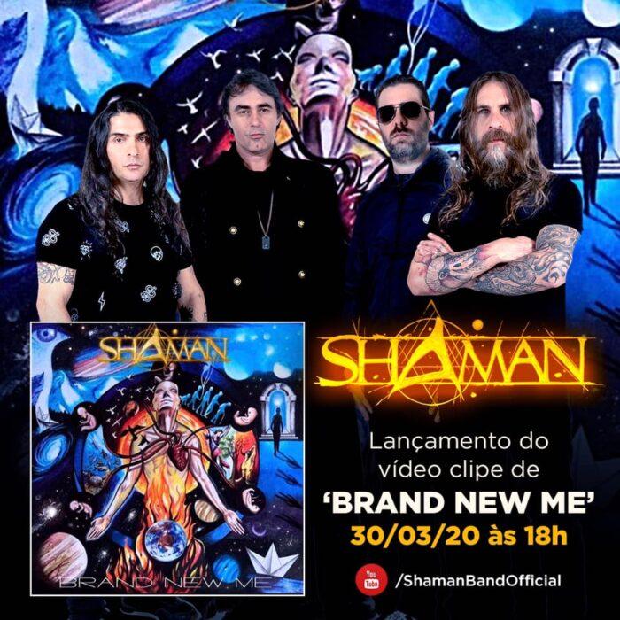 Shaman Brand New Me