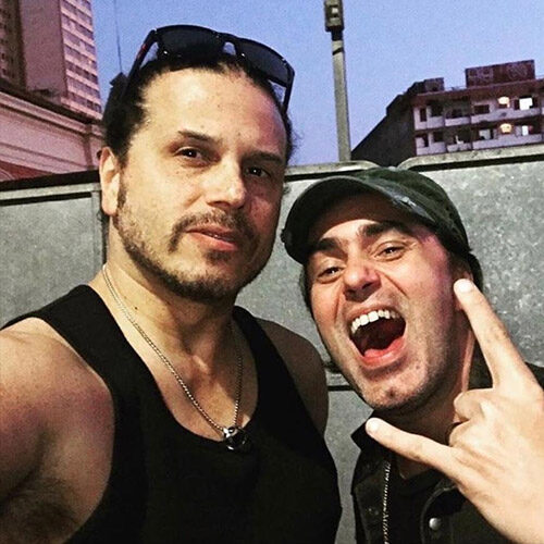 Jeff Scott Soto E Alirio Netto