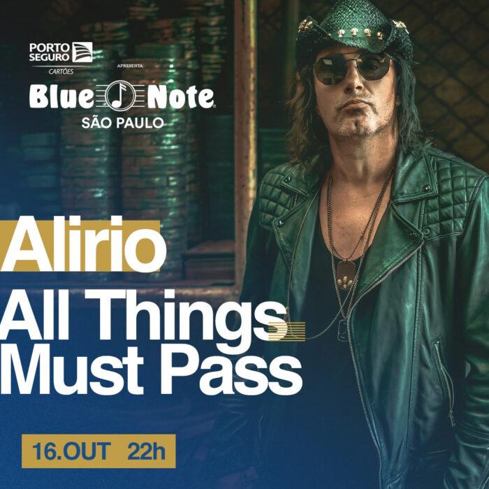 Alirio Blue Note Sp